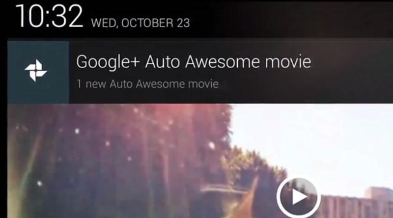 Google presentó Auto Awesome Movies y mejoras en las fotografías de Google+ - Google-Auto-Awesome-Movies