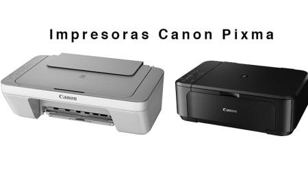 Canon presenta sus nuevas impresoras Pixma, la nueva MG3510, MG2410 y MG7110