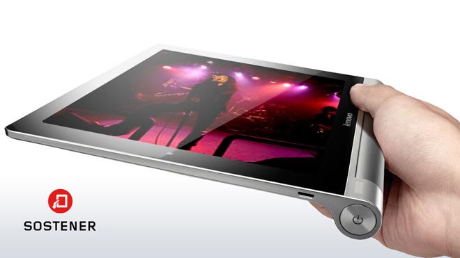 Lenovo presentó su nueva tableta Yoga - Lenovo-Yoga-Tablet-10_2