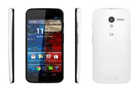 Moto X: el teléfono más inteligente con Android ahora disponible en México