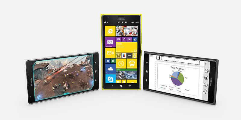 Nokia Lumia 1520 2 Nokia Lumia 1020 y Lumia 1520 tomarán fotos en formato RAW