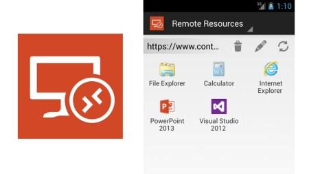 Microsoft Remote Desktop es lanzado también para Android