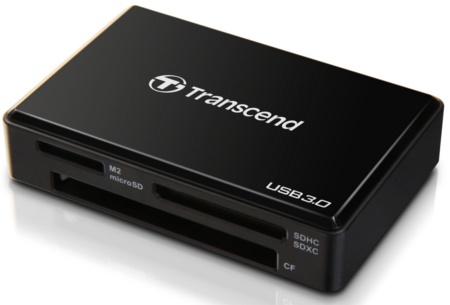 Lector de Tarjetas Transcend USB 3.0 RDF8 [Reseña]