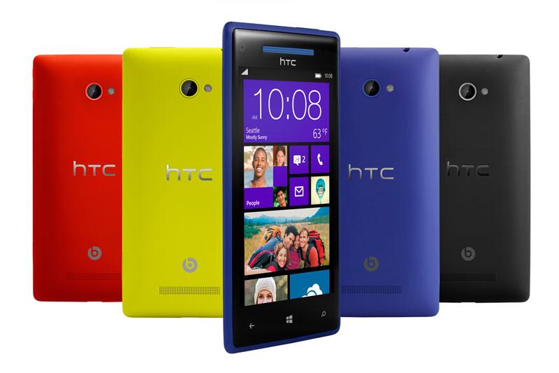 Microsoft habría pedido a HTC incluir Windows Phone en sus equipos Android - WindowsPhone8-htc