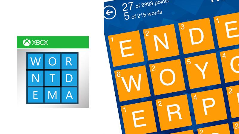 Wordament Android Wordament, el adictivo juego de palabras de Microsoft llega a Android