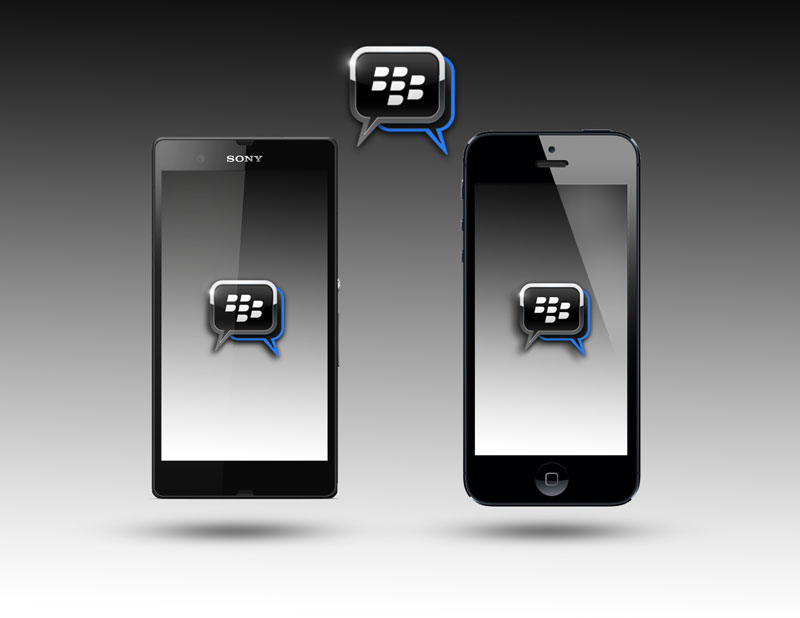 bbm para ios y android BlackBerry Messenger para Android y iPhone ya se pueden descargar