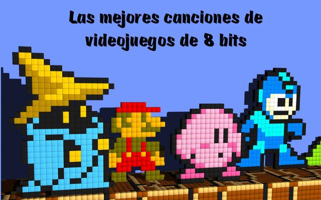 Las 10 mejores canciones de videojuegos de 8 bits
