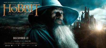 Nuevo tráiler de El Hobbit: La Desolación de Smaug