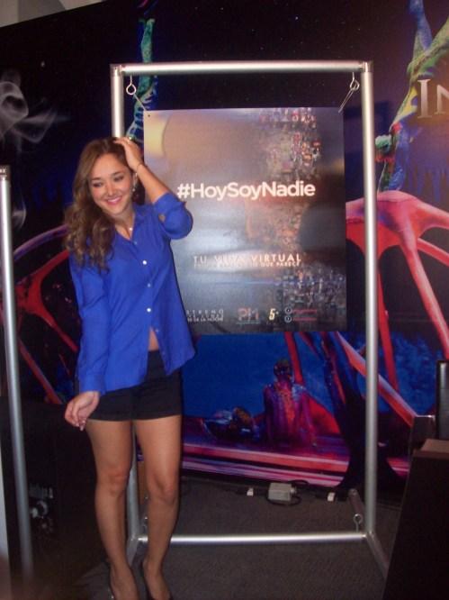 #HoySoyNadie, una serie de tv que involucra las redes sociales - hoy-soy-nadie-sherlyn