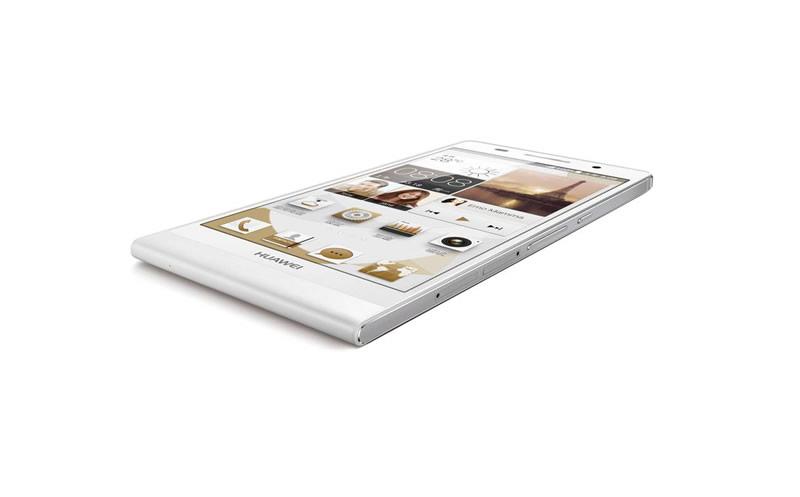 Huawei Ascend P6 es lanzado en México - huawei-ascend-p6