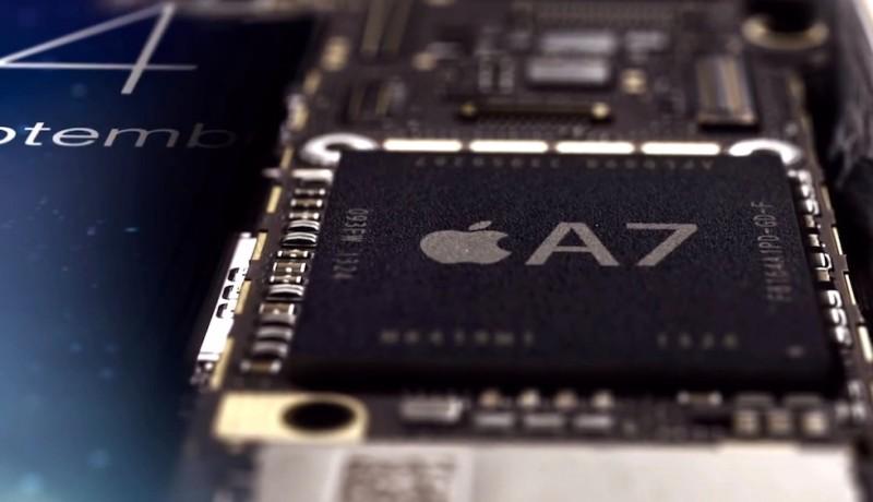 Qualcomm dice que el procesador de 64 bits de iPhone es mero truco de marketing - iphone5s-a7-64bits-800x460
