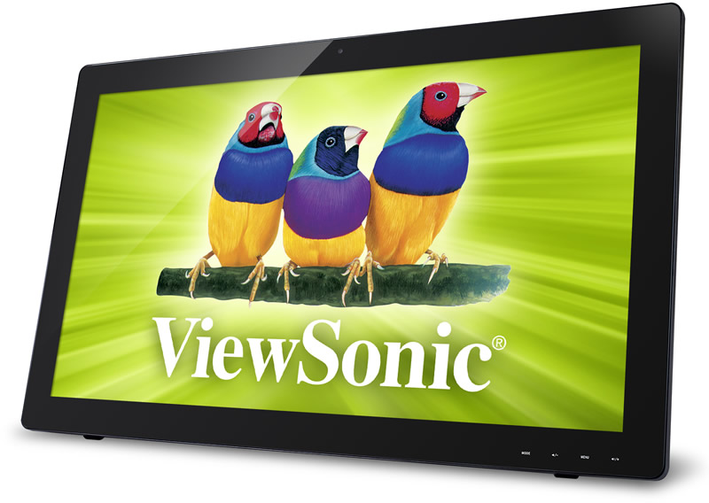 monitor touch td2740 viewsonic Nuevos monitores Touch Serie TD40 de 27 y 32 de ViewSonic