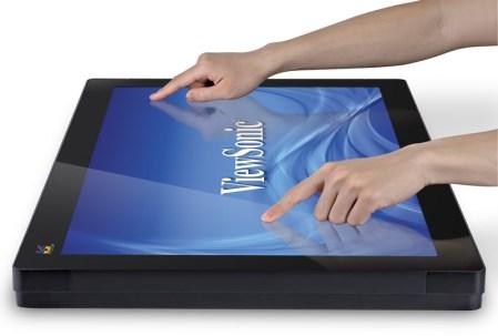 Nuevos monitores Touch Serie TD40 de 27″ y 32″ de ViewSonic