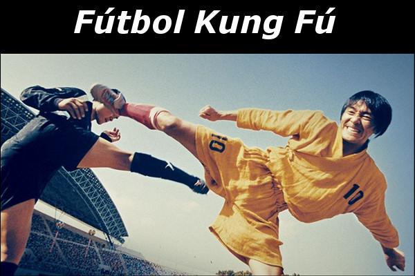 pelicula futbol kung fu Película online Fútbol Kung Fu, una divertida comedia china de fútbol y artes marciales