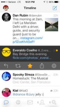 Tweetbot 3 aparece finalmente pero como nueva aplicación con un costo de 3 dólares - screen568x568