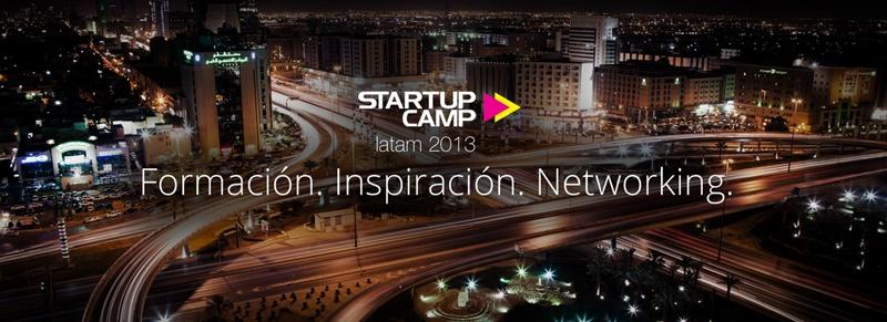 Startup Camp Latam, 60 horas de conocimiento emprendedor y networking - startup-camp-latam-2013