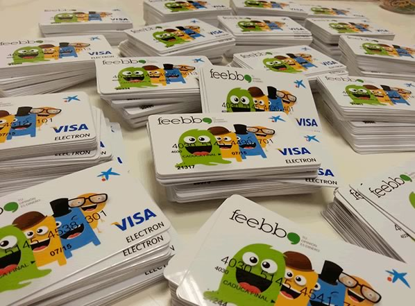 Gana dinero en Internet contestando encuestas con Feebbo - tarjeta-visa-feebbo