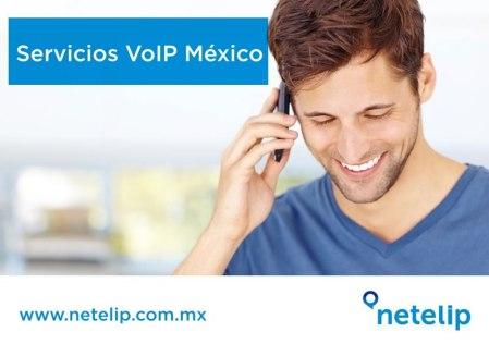 Ahorrar en llamadas con la telefonía IP de Netelip en México
