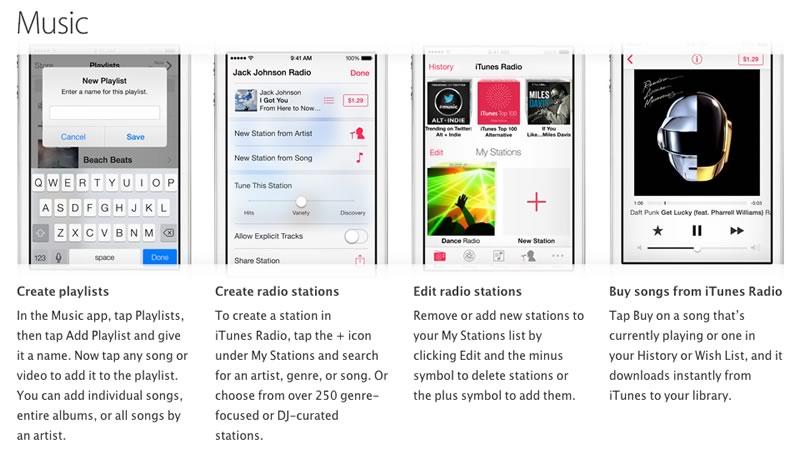 Trucos para iPhone publicados por Apple - trucos-iphone-musica