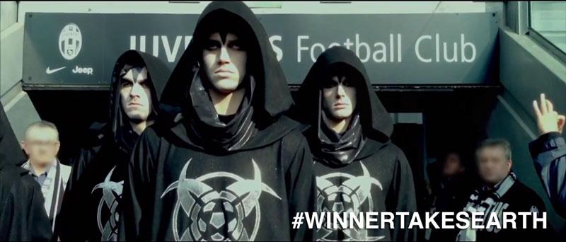 ¿Qué son los Circulos Misteriosos y quienes son esos seres que aparecieron últimamente en estadios de futbol? - winnertakesearth
