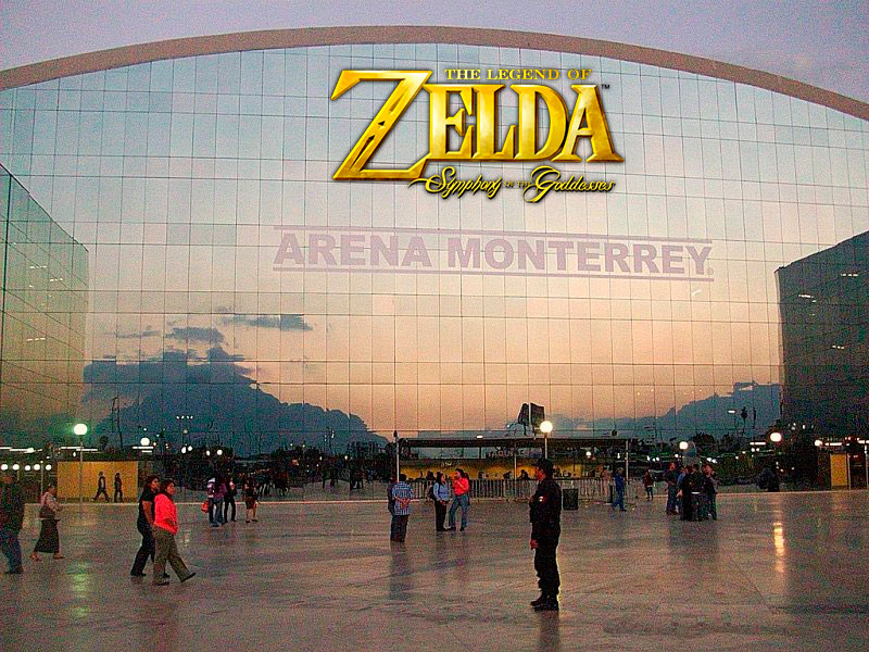 The Legend of Zelda: Symphony of the Godesses llegará a Monterrey, Guadalajara y nuevamente a la Cd. de México - zelda-symphony-of-the-godesses