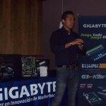 Tarjeta madre G1.Sniper A88X para gamers presentada por Gigabyte - 100_4342