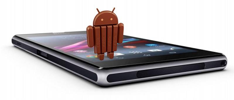 Sony publica los tiempos de actualización de sus equipos Xperia a Android 4.3 y Android 4.4 Ki-Kat - Actualizacion-android-sony-xperia