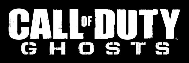 Call of Duty Ghosts presentado por Activision e Infinity Ward - CallofDutyGhostsLogoBlanco-800x268