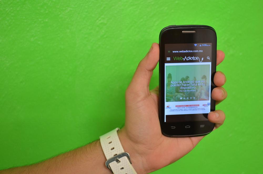ZTE Blade C2, un gran smartphone de bajo costo [Reseña] - DSC_0021