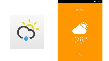 Just Weather, una minimalista y bella app de clima para Windows Phone 8