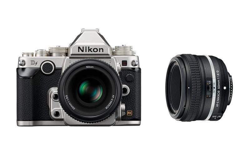 Nikon Df, la nueva cámara Full Frame de Nikon - Nikon-df