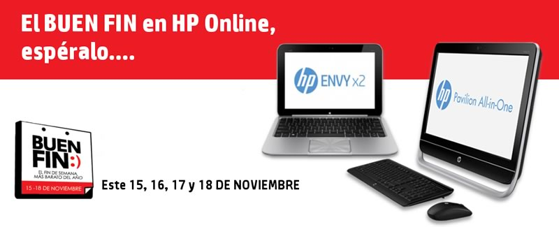 Ofertas del Buen Fin 2013 en impresoras HP - Ofertas-Buen-Fin-HP