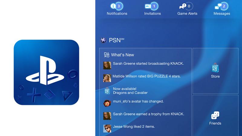 Sony publica oficialmente la aplicación de PlayStation para iOS y Android - PlayStation-App