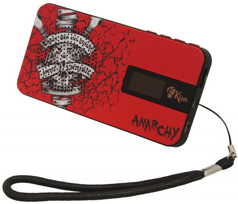 Bocina portátil Rebel de Klans, potencia de sonido y estilo en tu bolsillo - REBEL_3-4_der-mq-800x687
