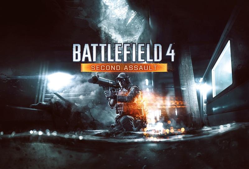 No te pierdas el espectacular tráiler de Second Assault, el segundo DLC de Battlefield 4 - Second-Assault-bf4
