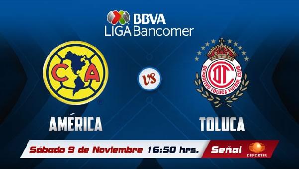 america tolulca en vivo 2013 América vs Toluca en vivo, Liga MX Apertura 2013