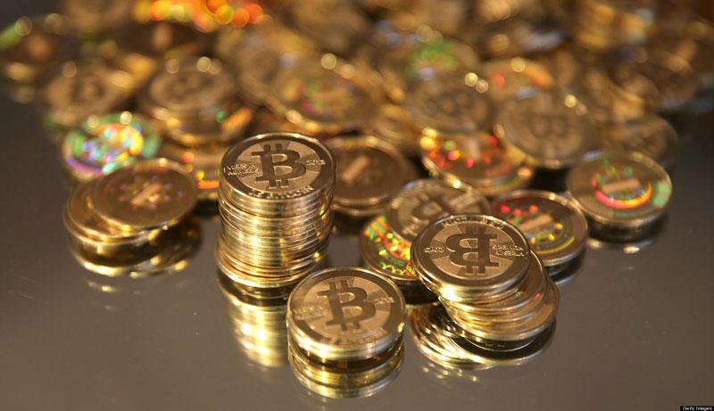 El bitcoin ya vale más de 1,000 dólares - bitcoins