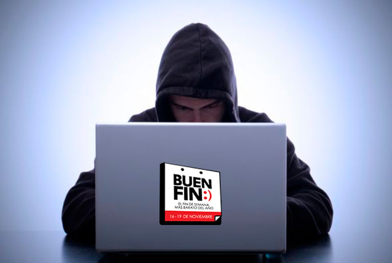Cómo protegerse del cibercrimen durante el Buen Fin - cibercrimen