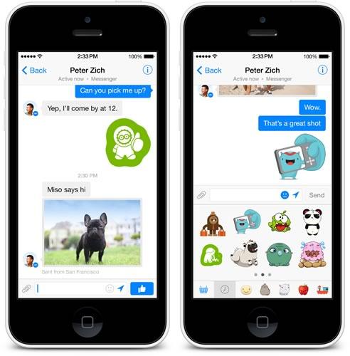 Facebook Messenger se actualiza en iOS y se expande en Android - facebook-messenger-2