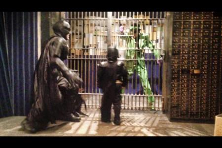 Make-A-Wish convierte San Francisco en Ciudad Gótica para cumplir el deseo de un niño con Leucemia