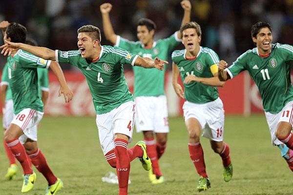 México vs Argentina en vivo, Semifinales Mundial Sub-17 - mexico-argentina-sub-17