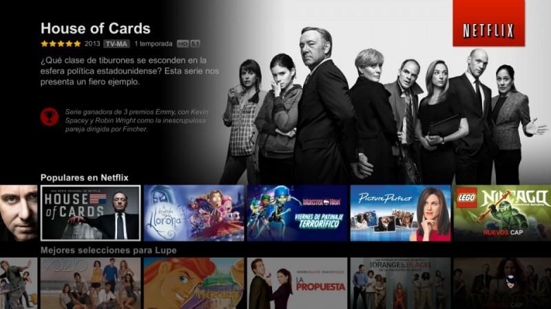 netflixtv nueva interfaz 800x450 Netflix actualiza radicalmente su interfaz
