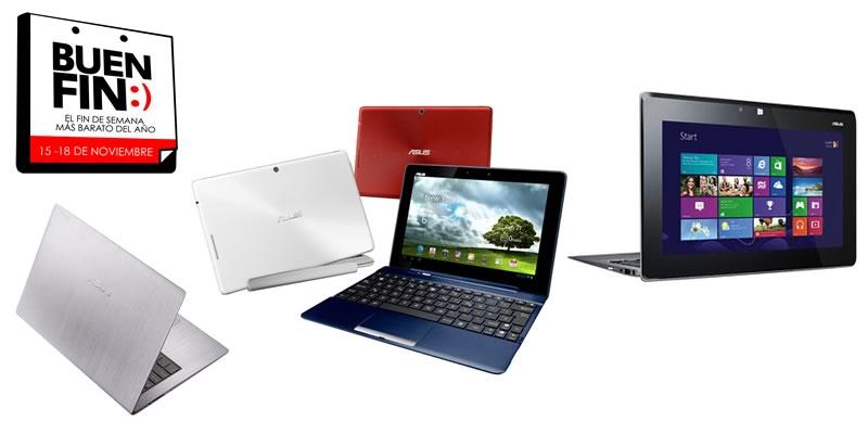 Promociones del Buen Fin 2013 en laptops y tablet ASUS - ofertas-buen-fin-laptops-asus