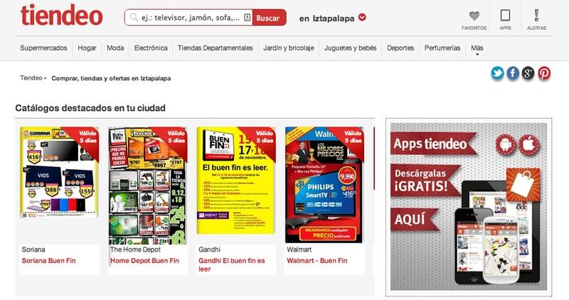 Ofertas de Sams, Walmart, Costco y más comercios en el Buen Fin en Tiendeo.mx - ofertas-buen-fin-sams-walmart