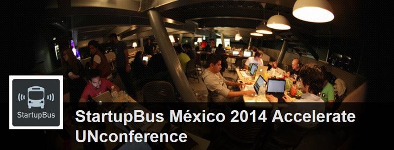 StartupBus, acelerando el emprendimiento tecnológico en la Ciudad de México - startupbus-accelerate-mexico-2013