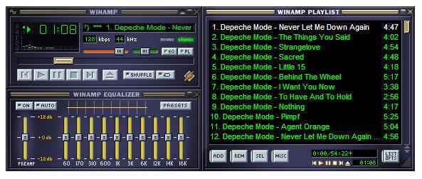 Winamp desaparecerá a partir de este 20 de diciembre - winamp-5