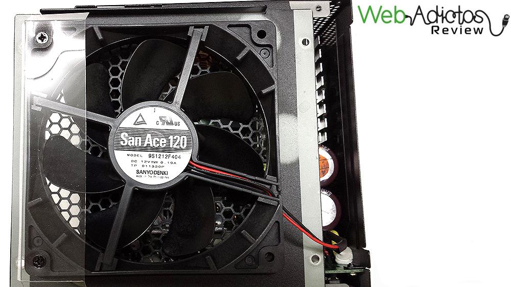 Seasonic Platinum SS-860XP2 Active PFC F3 (Platinum-860) [Reseña] - 142