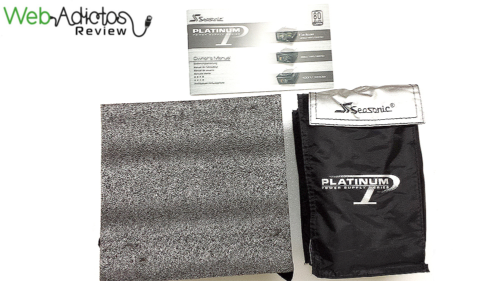 Seasonic Platinum SS-860XP2 Active PFC F3 (Platinum-860) [Reseña] - 64
