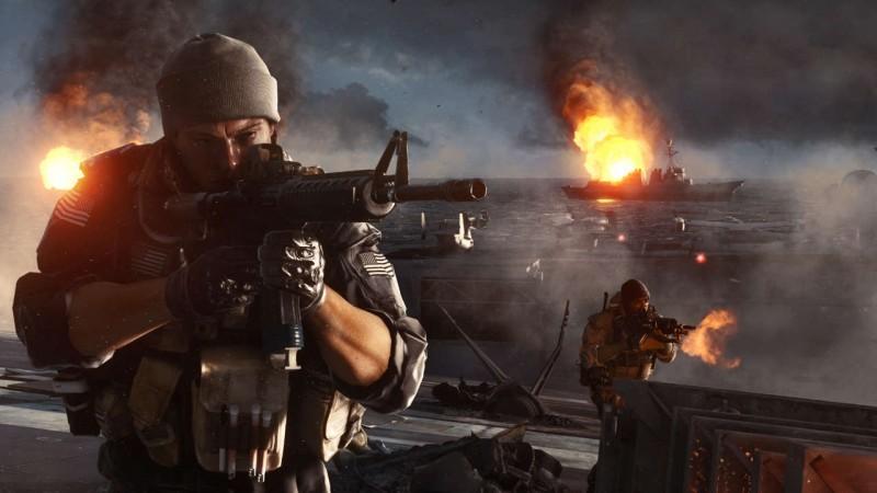 Las acciones de Electronic Arts caen un 7% debido a los numerosos errores de Battlefield 4 - Battlefield-4-electronic-arts-800x450