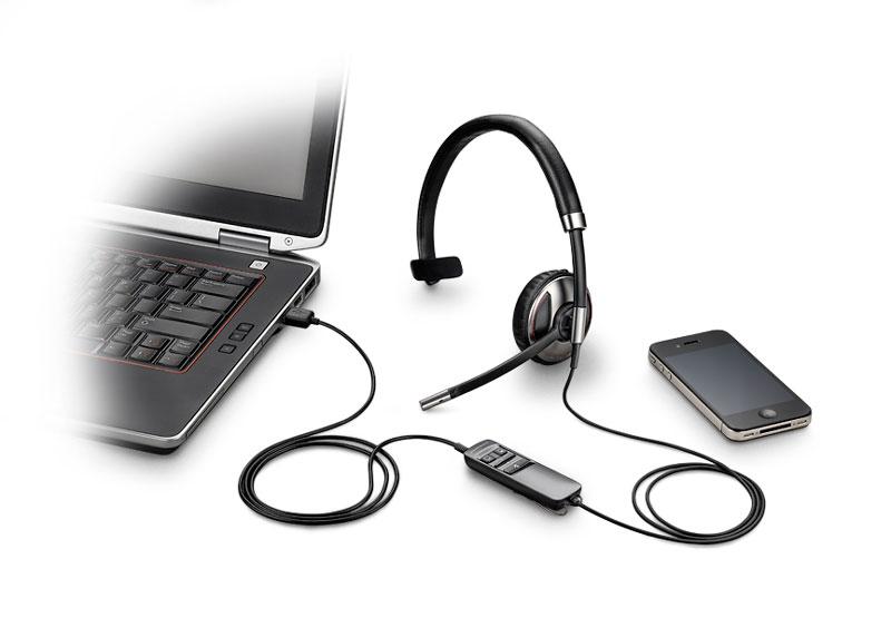 Plantronics lanza al mercado su nuevo modelo de diadema Blackwire 700 - Blackwire_710